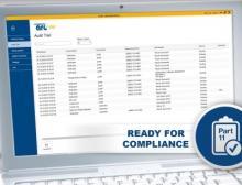 Die Hamilton App erfüllt Anforderungen der Part 11 Compliance von Annex und FDA 21 CFR