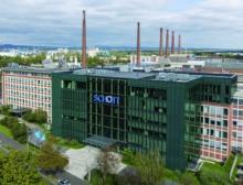 Schott Hauptwerk in Mainz