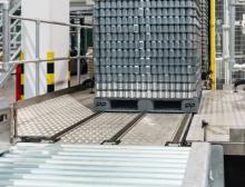 Hohe Effizienz für die Pharmalogistik auf der ersten Meile mit hygienischen, nachverfolgbaren Kunststoffpaletten