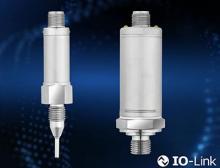 Jumo Temperaturensensor und Drucksensor