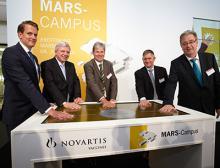 Mars Eröffnung