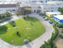 Merck Produktionsstätte in Bari