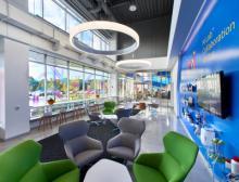 Neues Life-Science-Zentrum von Merck