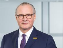 Stefan Oschmann, Vorsitzender der Geschäftsleitung von Merck rechnet mit starken Wachstumsimpulsen 2019