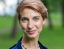 Monika Paule, Geschäftsführerin bei CasZyme aus Litauen