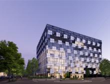 Aus- und Weiterbildungszentrum vereint Räume aller Ausbildungsberufe bei Merck unter einem Dach