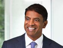 Vasant (Vas) Narasimhan, CEO Novartis