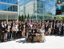 Teilnehmer Biocamp