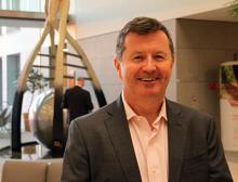 John McGrath, Produktionsleiter Impfstoffe bei Glaxo Smith Kline