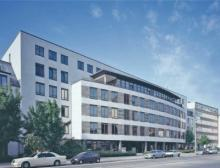 Das hochmodern ausgestattete Pharmaplan-Büro liegt in attraktiver und sehr gut angebundener Lage im Stadtteil Sendling