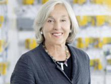 Renate Pilz, Vorsitzende der Geschäftsführung bei Pilz