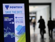 Powtech Messe Nürnberg 2016