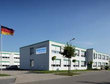Romaco Unternehmenszentrale in Karlsruhe