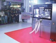 Launch der Kilian KTP 720X auf der P-MEC India 2014