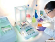 Labor-Portfolio zur instrumentellen Analytik