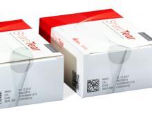 Zusätzliche Sicherheitsmerkmale auf der Verpackung erhöhen die Fälschungssicherheit