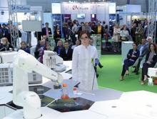 Smartlab Stäubli Roboter