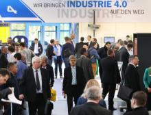 Industrie 4.0 Area auf der SPS IPC Drives 2015