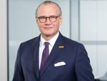 Stefan Oschmann, CEO und Vorsitzender der Merck Geschäftsleitung