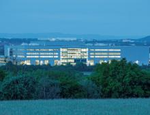 """Die Technologiefabrik Scharnhausen steht als Gewinner des Sonderpreises des """"Lean & Green Management Award 2016"""" fest"""