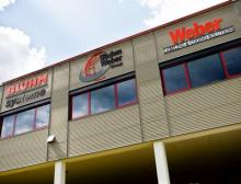 Teilansicht: Hauptsitz Bluhm Weber Group Rheinbreitbach