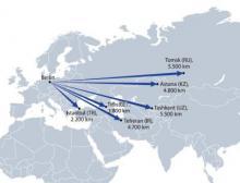 Transco Grafik Eurasien