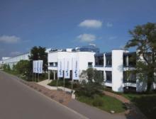 Hauptsitz der Uhlmann Group in Laupheim