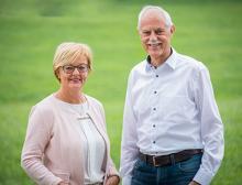 Ursula Harter, Prokuristin / Gesellschafterin und Reinhold Specht, Geschäftsführender Gesellschafter