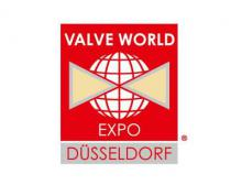 Logo der Valve World Expo 2018