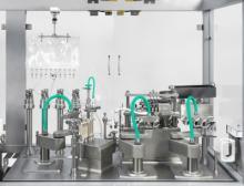 Mit Versynta FFP bietet Syntegon pharmazeutischen Herstellern, Entwicklungslaboren und Biotech-Startups eine Kombination aus Standardisierung, hoher Modularität und kurzen Lieferzeiten