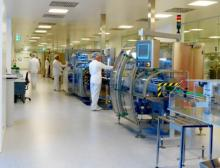 Sekundärverpackungslinie am Standort Ravensburg Süd mit viel Vetter Know-how und High-Tech