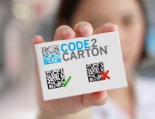 """Videojet veröffentlicht """"Code2Carton"""": Codeverifizierungslösung für die Pharmaindustrie"""