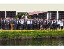 Vertretungen aus 17 verschiedenen Ländern nahmen an der Tagung im April teil