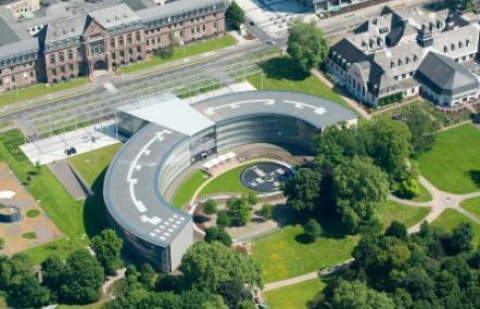 Bayer Konzernzentrale in Leverkusen