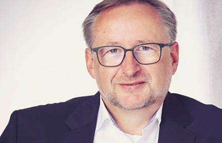 Jürgen Oetzel, Geschäftsführer GDP Network Solutions