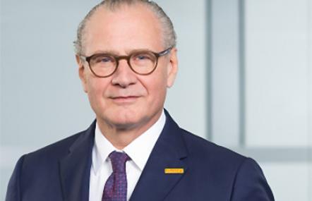 Stefan Oschmann, CEO Merck